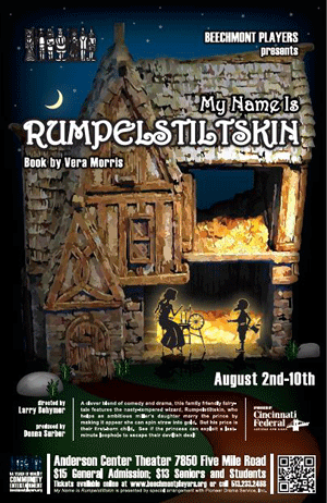 My Name is Rumpelstiltskin
