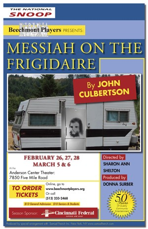 Messiah on the Frigidaire