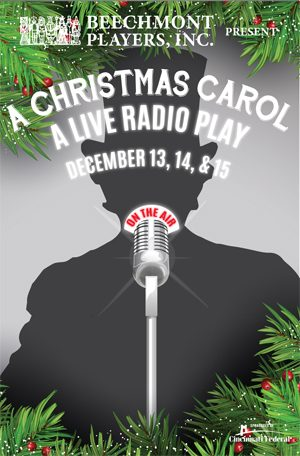 A Christmas Carol, A Live Radio Play